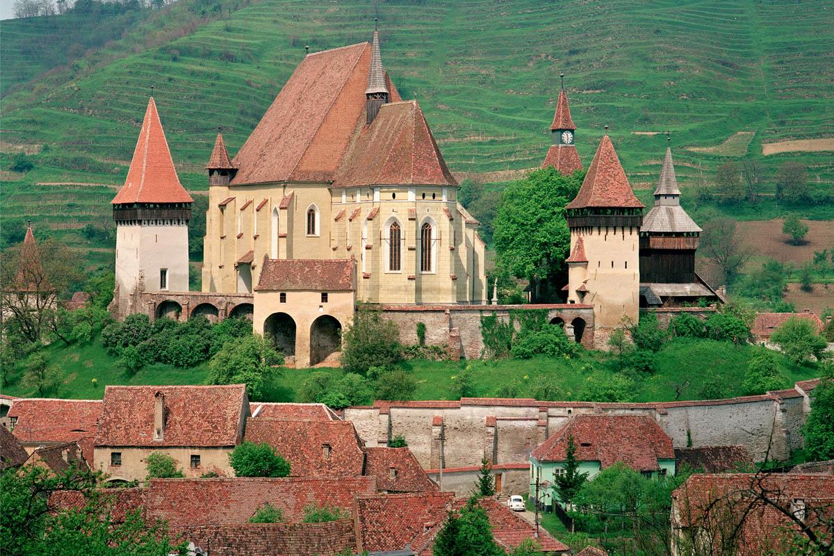 6_Cetatea Biertan Sibiu